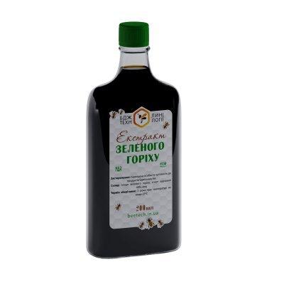Настоянка (екстракт) зеленого горіху